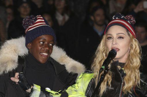 Madonna will Fußball-Karriere ihres Sohnes fördern