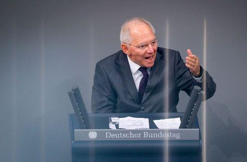 Dem neuen Bundestag droht Eklat zum Start