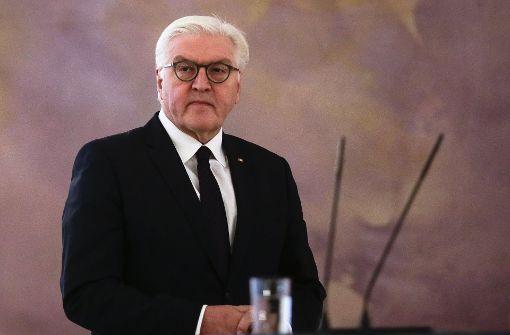 Steinmeier will mit FDP über Ausweg sprechen