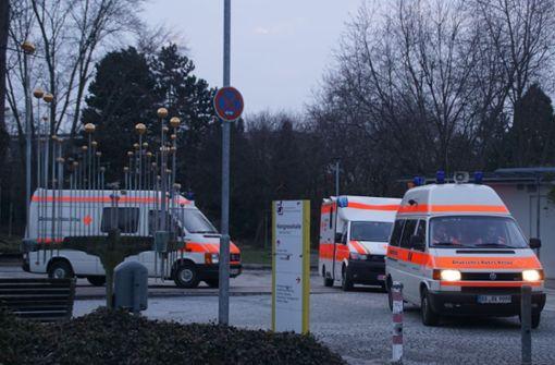 Zahlreiche Rettungskräfte waren ebenfalls vor Ort. Foto: SDMG