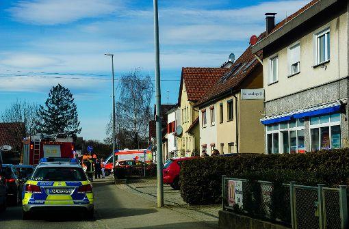 Polizei nimmt mutmaßlichen Brandstifter fest