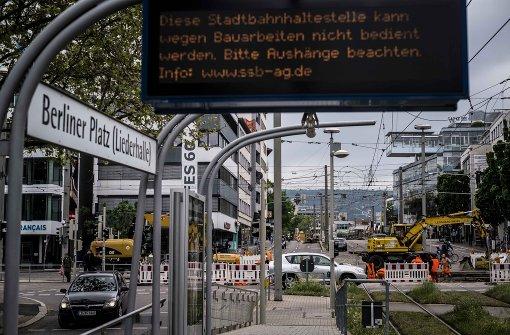 Bahn trotz neuem Fahrplan pünktlich