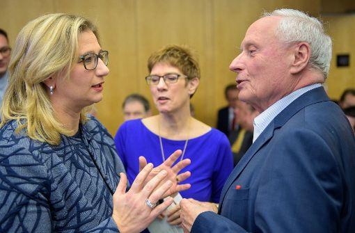 Schulz-Effekt bedrängt CDU an der Saar