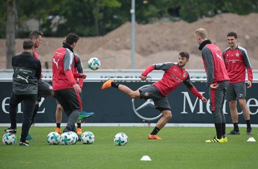 Liveblog: VfB bereitet sich in Leipzig vor