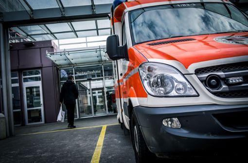 Die Frau wurde vorsorglich ins Krankenhaus gebracht (Symbolbild). Foto: Lichtgut/Max Kovalenko