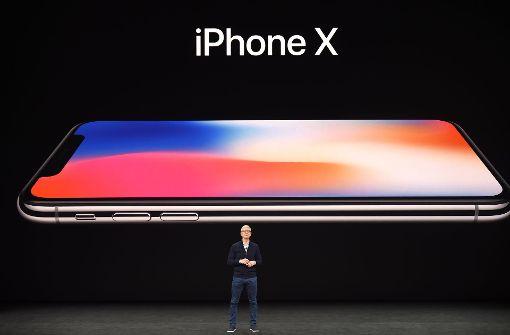 Wie viel Apples neues iPhone X tatsächlich in der Herstellung kostet