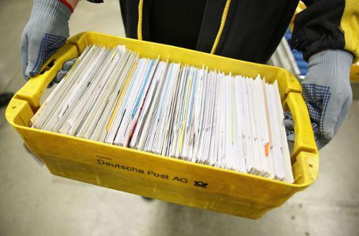 Deutsche Post soll Kundendaten an Parteien verkauft haben