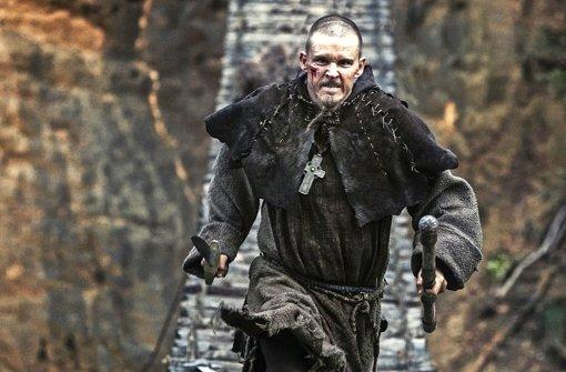 """Tom Hopper als Wikinger  in einer Szene von """"Northmen –  A Viking Saga"""" Foto: Verleih"""