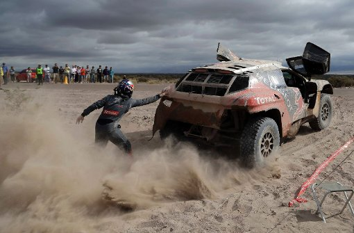 Rallye Dakar – die spektakulärsten Bilder