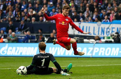 Leipzig und Schalke teilen sich die Punkte
