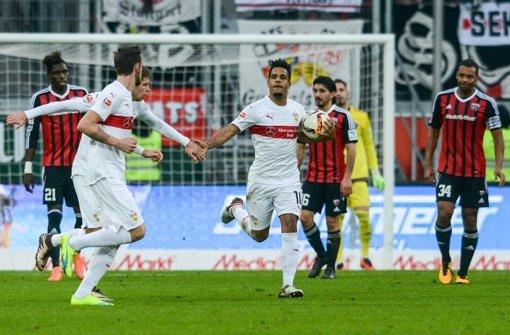 Daniel Didavi hat gegen Ingolstadt einen Elfmeter verwandelt. Foto: dpa