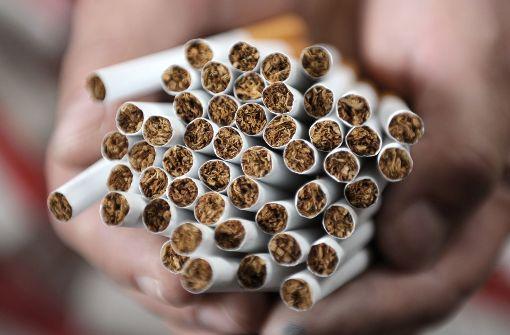 Streit um Zigaretten führt zu Schlag mit der Bierflasche