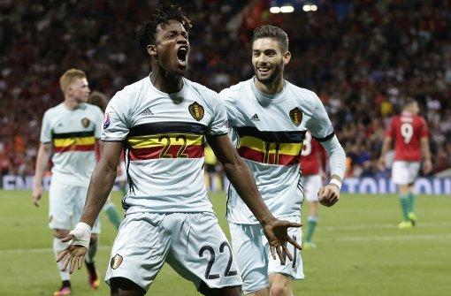 Belgien lässt Ungarn keine Chance
