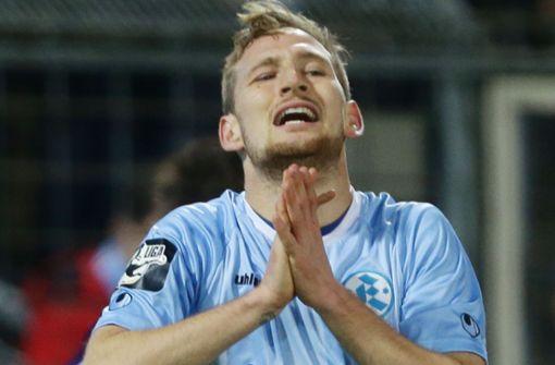 Keine Angst vor dem Ex-VfB-Torjäger