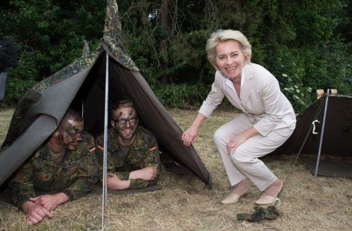 Sanierungsfall Bundeswehr