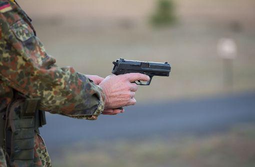 Bundeswehrsoldat soll Anschlag geplant haben