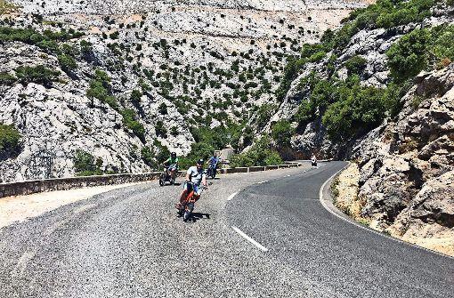 Die Easy Rider der Landstraße