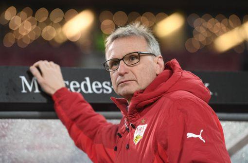 Michael Reschke bereut Aussage im ZDF-Sportstudio