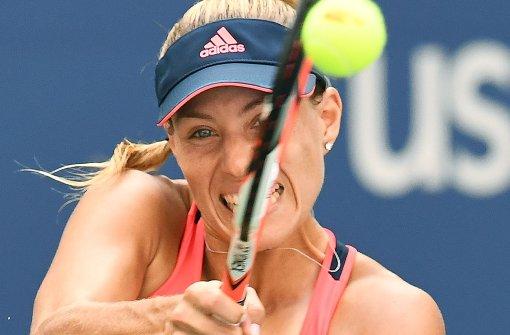 Angelique Kerber steht im Halbfinale