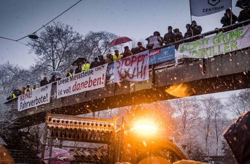 CDU rät Parteimitgliedern ab, an  Demo teilzunehmen