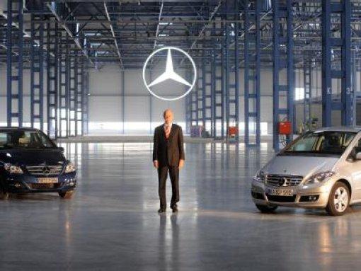 Daimler will durchstarten
