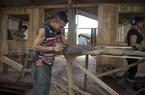 UN verkünden vollständige Entwaffnung der FARC-Guerilla
