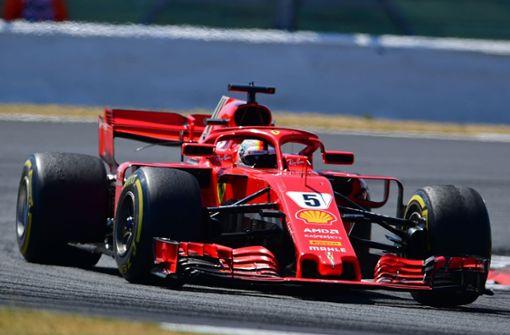 Sebastian Vettel gewinnt und festigt WM-Führung