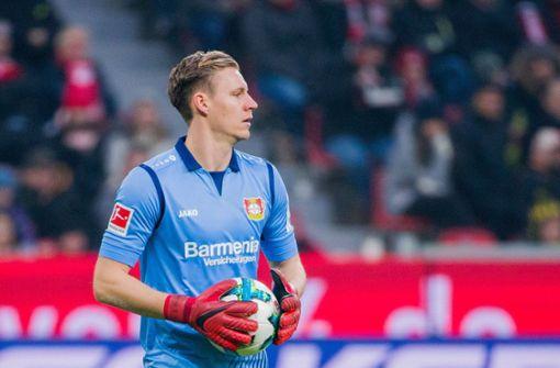 Bernd Leno, von 2003 bis 2011 beim VfB, stammt aus Bietigheim.   Foto: dpa