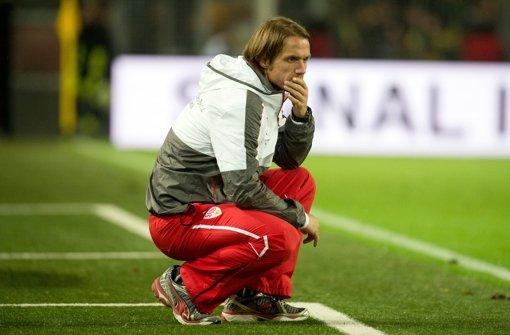 Analyse: Der VfB riskiert zu viel