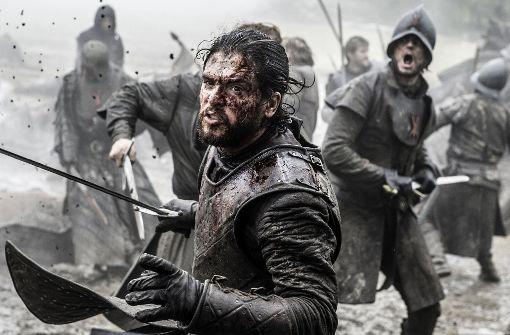 """Game of Thrones"" legt Server lahm"