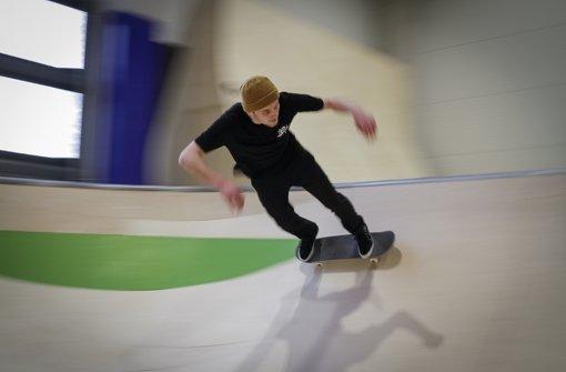 Ein Traum für Skater und Boarder