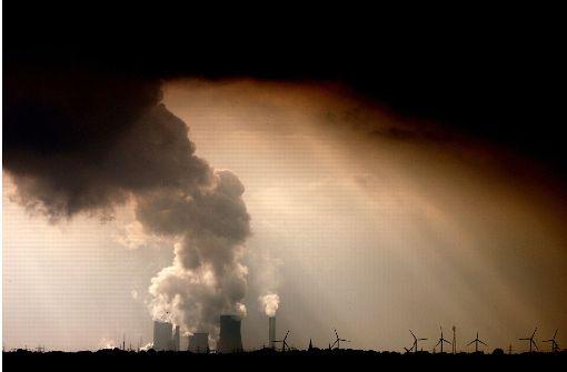 Die weltweite Kohleproduktion hat einen großen Anteil an der Erderwärmung und an den CO2-Emissionen. Foto: dpa