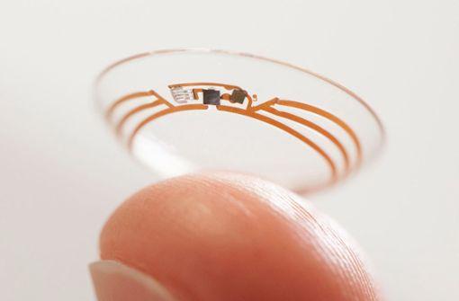 Google-Mutterkonzern stoppt Forschung an Diabetiker-Kontaktlinse