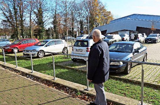 Bürger legt sich wegen eines Parkplatzes mit  Stadt an