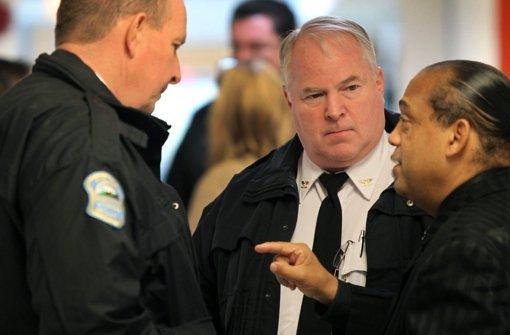 Schüsse nach Rücktritt des Polizeichefs