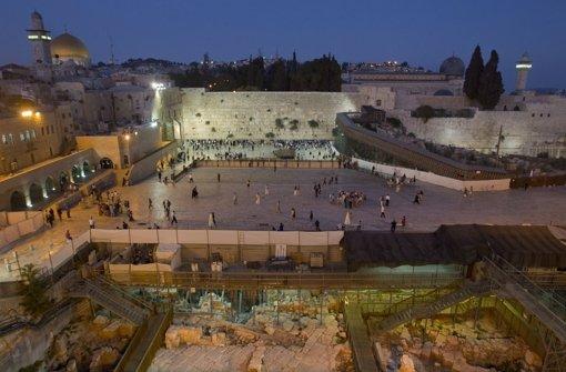 Israel stimmt Videoüberwachung zu
