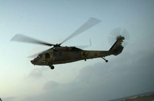 Mehrere US-Soldaten sterben bei Helikopterabsturz