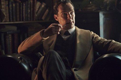 Sherlock Holmes  wird gespielt von Benedict Cumberbatch. Foto: ARD Degeto/Programmplanung und Presse