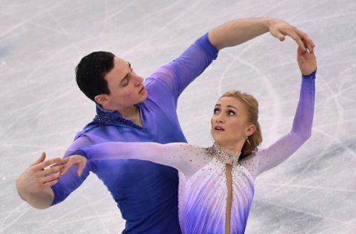 Paarlauf-Olympiasieger machen Gold-Double perfekt