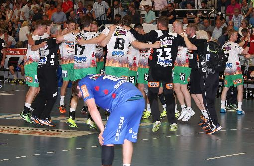 Abstiegsfinale im Handball: Jubel, Trauer, Hoffnung