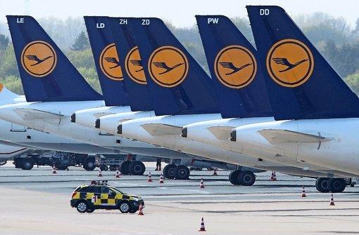 Lufthansa beharrt auf Kostensenkungen