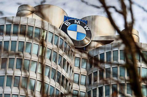 BMW-Gewinn bricht überraschend stark ein