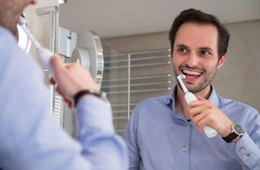 Hat Ihre Zahnbürste noch kein W-Lan?