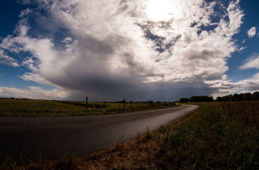 Wetterumschwung kommt zum Wochenende