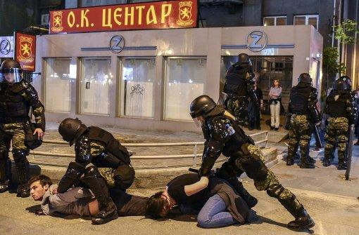 Mazedonien düpiert die EU