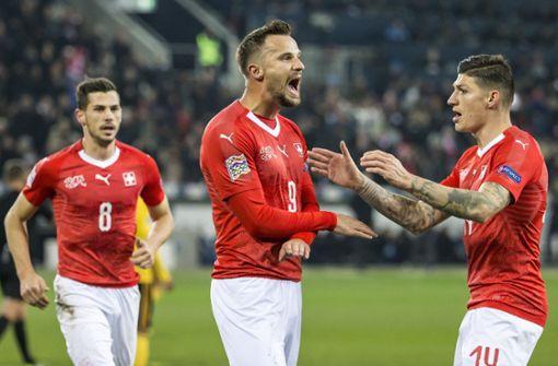 England und furiose Schweizer ziehen ins Finale ein