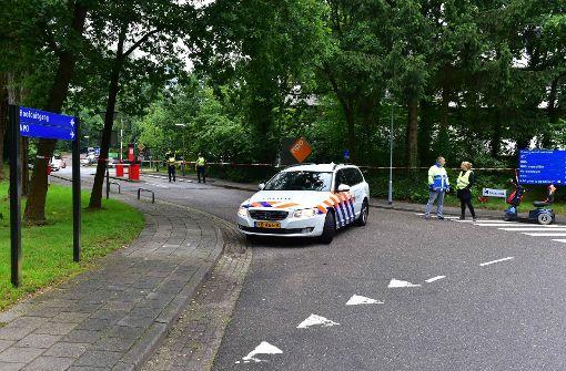 Holland: Frau in Radiogebäude als Geisel genommen