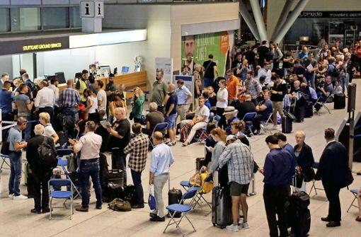 Zwei Millionen Fluggäste in den Ferien erwartet