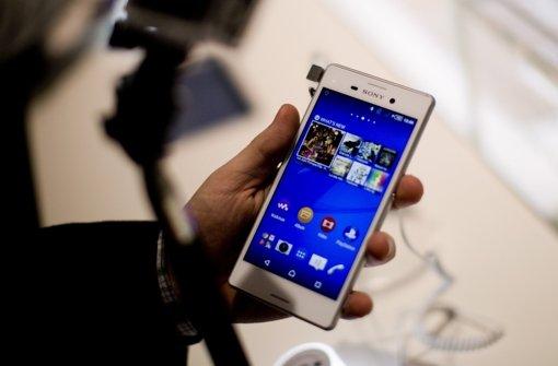 Stromfresser im Smartphone