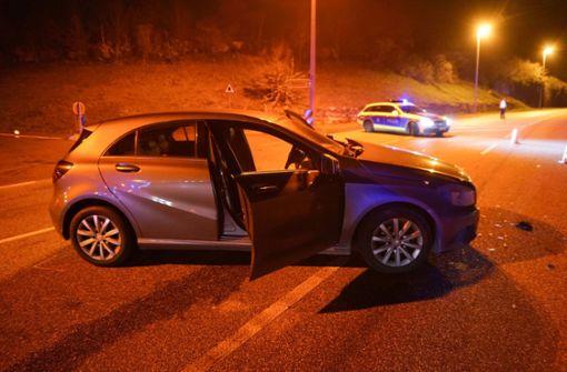 Betrunkener Autofahrer verursacht schweren Unfall